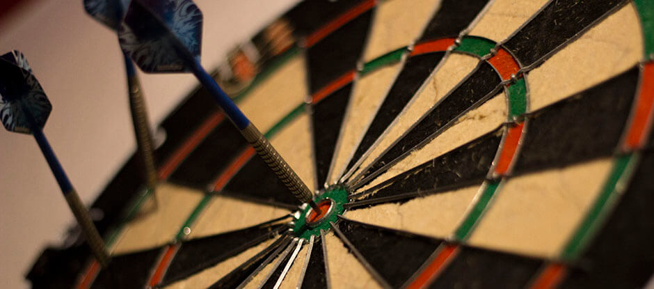 Are you looking for a place to place darts in Copenhagen in a nice and relaxing environment? The come to Pub & Sport for a great beer and game of Darts.