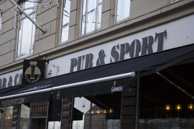 Pub og sport - Facade