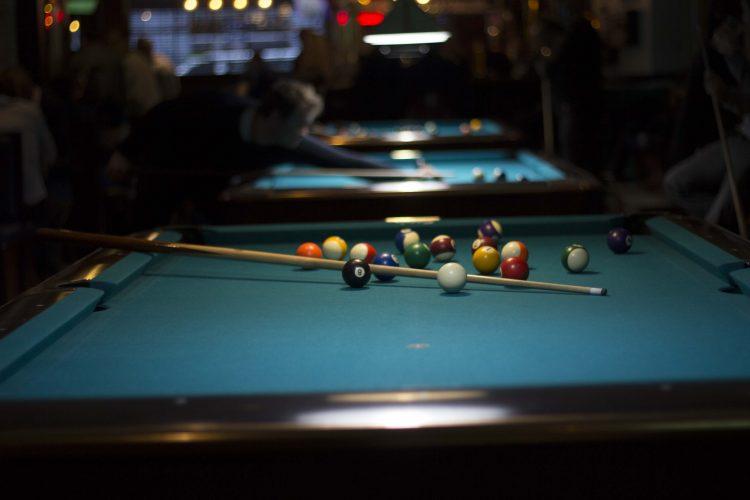 Pub og sport - Pool i København
