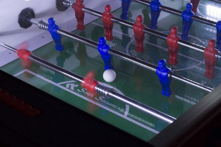 Pub og sport - Bordfodbold