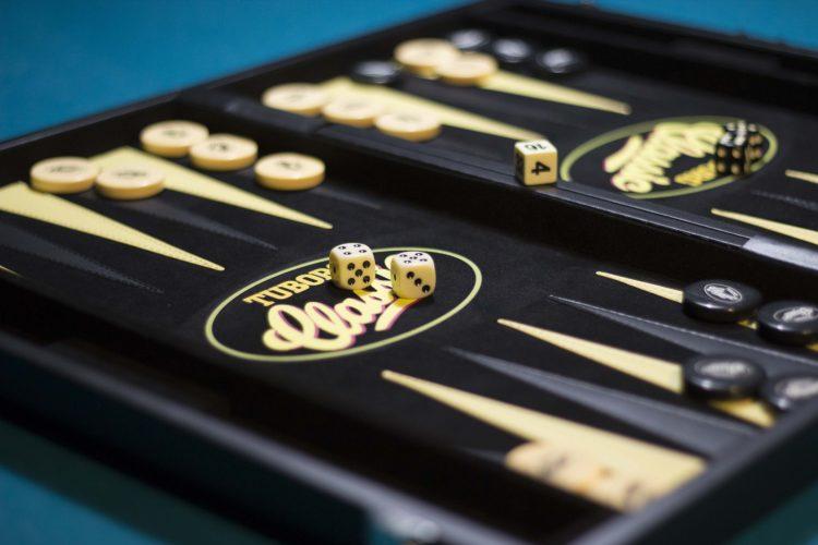 Pub og sport - Backgammon