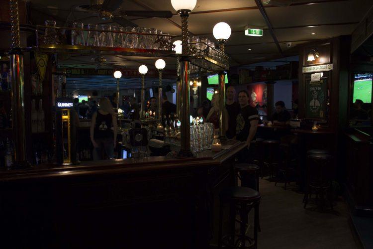 Pub og sport - fodbold på storskærm i København