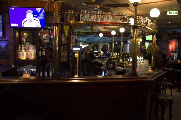 Pub og sport - Sport på storskærm i København