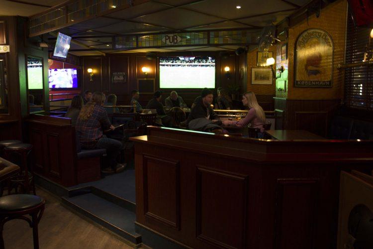 Pub og sport - Sport på storskærm