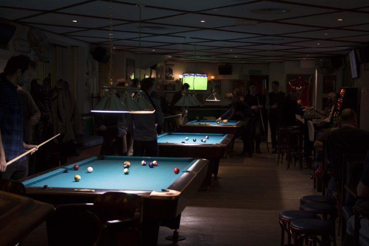 Pub og sport - pool bar København