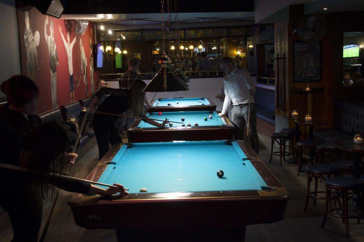 Pub og sport - pool