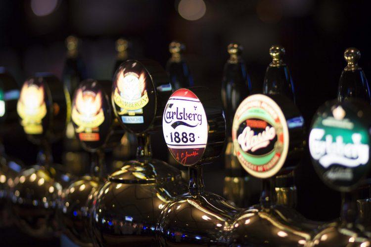 Pub og sport - øl i København