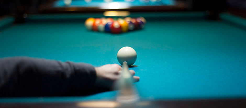 Besides the cosy atmosphere, the great selection at the bar, and sports on the TV we have a bunch of other activities to choose from at Pub & Sport. You can play pool or darts at Pub & Sport
